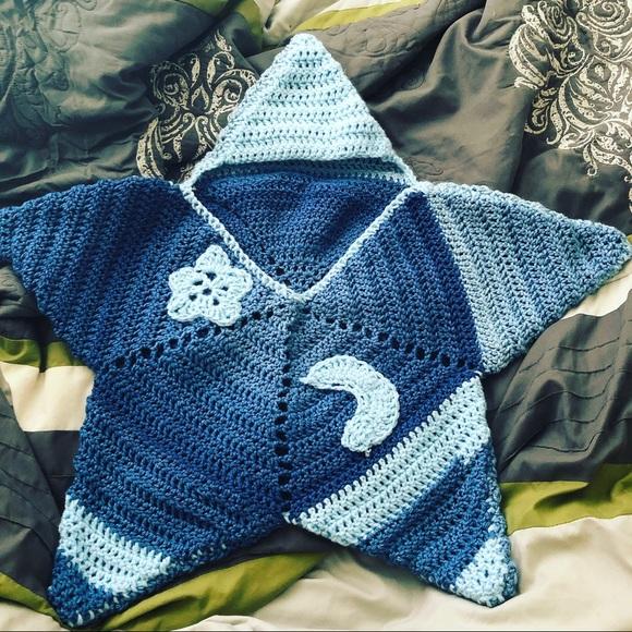 Mommies Memories Llc Pajamas Star Shaped Pocket Blanket